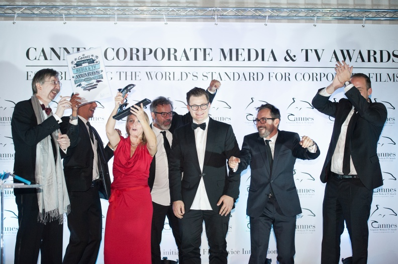 264 Cannes Corporate Media And TV Awards 15-10-2015 Photo by Benjamin MAXANT