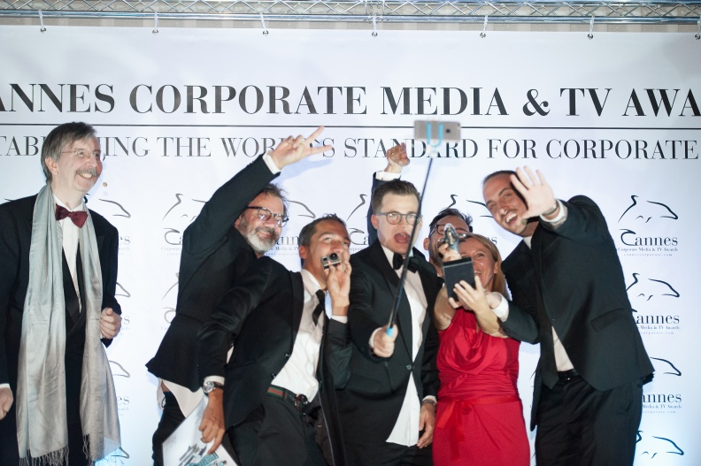 267 Cannes Corporate Media And TV Awards 15-10-2015 Photo by Benjamin MAXANT