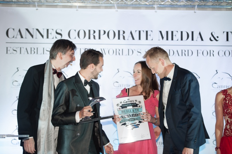 277 Cannes Corporate Media And TV Awards 15-10-2015 Photo by Benjamin MAXANT
