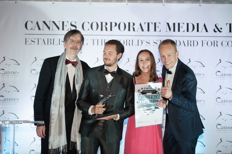 281 Cannes Corporate Media And TV Awards 15-10-2015 Photo by Benjamin MAXANT
