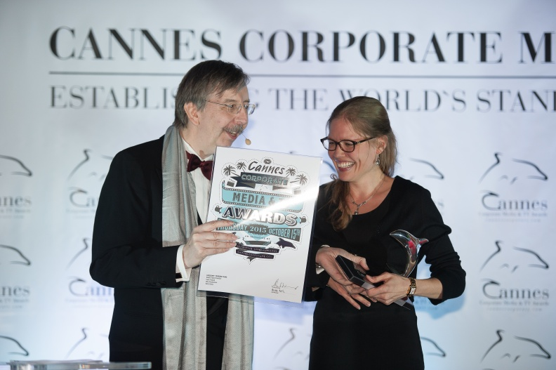 283 Cannes Corporate Media And TV Awards 15-10-2015 Photo by Benjamin MAXANT